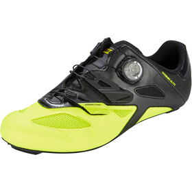 Mavic Cosmic Elite Schoenen, black/ black/safety yellow